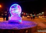 Ледяная аллея в Жуковском фото-4