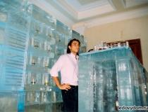 Ледяной бар Chivas Regal - 4