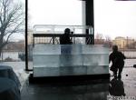Ледяной бар с металлическим каркасом фото-1