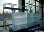 Ледяной бар с металлическим каркасом фото-2