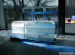 Ледяной бар с металлическим каркасом фото-3