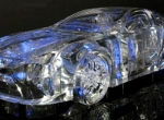 Машина изо льда
