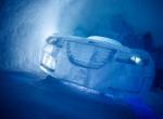 Копия машины изо льда