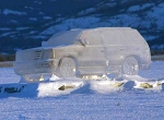 Ледяная копия машины