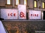 Логотип изо льда ICE&FIRE Фото-2