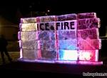 Логотип изо льда ICE&FIRE Фото-3