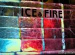 Логотип изо льда ICE&FIRE Фото-4