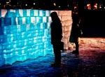 Ледяная стена фото-5