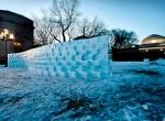 Ледяная стена фото-6