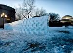 Ледяная стена фото-1