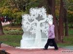 Ледяное дерево для парка Ветеран фото-3
