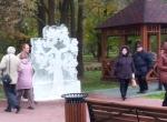Ледяное дерево для парка Ветеран фото-4