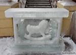 Ледяная барная стойка фото-1