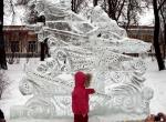 Ледяные скульптуры в Коломне - 3