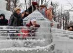 Ледяной игровой комплекс в Коломне