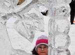 Ледяные композиции в Коломне фото-4