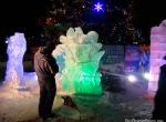 Ледяной городок в Красногорске фото-2