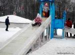 Ледяной городок в Красногорске фото-3