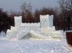 Фото ледяной крепости -4