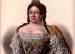 Анна Иоанновна (1693 - 1740)
