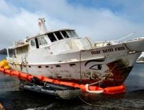 Подъем яхты Mar Sem Fim фото-3