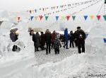 Ледяное оформление праздника Масленица - 4