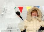 Ледяное оформление праздника Масленица - 8