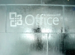Символика Microsoft Office изо льда