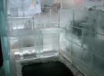 Фрагмент ледяной ванны