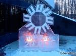 Ледяной логотип ПИР-банк фото-3