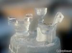 Посуда изо льда
