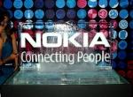 Ледовый логотип Nokia