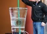 Starbucks изо льда