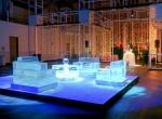 Мебель изо льда