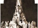 Макет памятника 300-летия Дому Романовых
