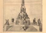 Публикация в журнале Искры - Проект памятника на родину Романовых