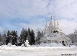 Процесс изготовления ледяной композиции 400 лет Дому Романовых - фото -1