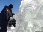 Процесс изготовления композиции изо льда 400 лет Дому Романовых - фото - 3