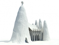 Проект ледяного храма