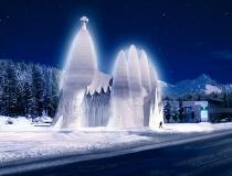 Проект освещения ледяного храма