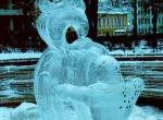 Ледовые скульптуры для города фото-3