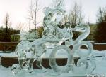 Ледовые скульптуры для города фото-5