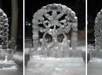 Ледовые скульптуры для города фото-7