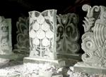 Городские скульптуры изо льда-4