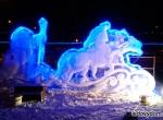 Ледяное оформление в Сергиевом Посаде фото-2