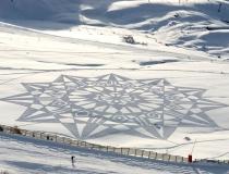 Снежные узоры Симона Бека фото-1