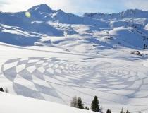 Снежные узоры Симона Бека фото-2