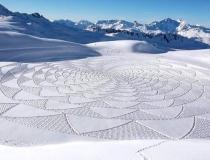 Снежные узоры Симона Бека фото-4