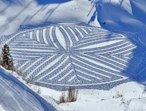 Снежные узоры Симона Бека фото-5
