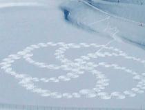 Снежные узоры Симона Бека фото-8